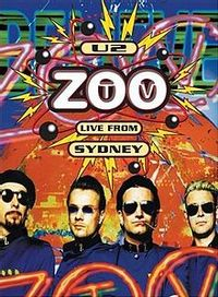 Zoo TV live from Sydney