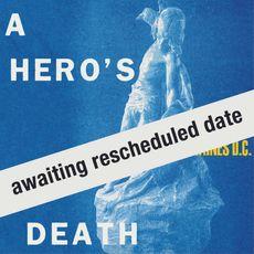 A Hero's Death (outstore album bundle - chalk)