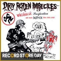 Violent Pacification… And More Rotten Hits 1983-1987 (RSD18)