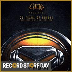 Goldie Presents: 25 Years of Goldie, Unreleased & Remastered (RSD18)