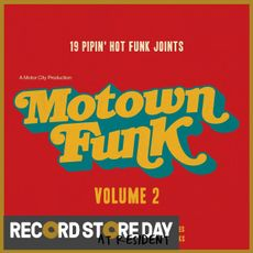 Motown Funk Vol. 2 (RSD18)
