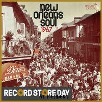 New Orleans Soul 1967  (RSD18)
