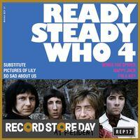 Ready Steady Who Four  Ep (rsd18)