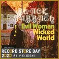 Evil Woman / Wicked World & Paranoid / The Wizard (rsd 20)