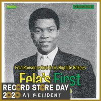 Fela's First - The Complete 1959 Melodisc Session (rsd 20)