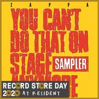 You Can't Do That On Stage Anymore (rsd 20)