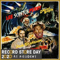 Lee Scratch Perry meets Daniel Boyle to Drive the Dub Starship through the Horror Zone (rsd 20)