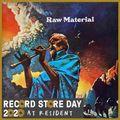 RAW MATERIAL (rsd 20)