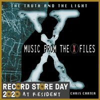 The Truth And The Light (Music From The X-Files) composed by mark snow (rsd 20)