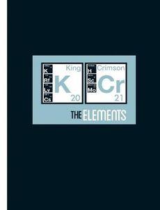 King Crimson/ The Elements Tour Box 2021