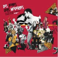 Des Jeunes Gens Modernes Vol 3. [Post Punk, Cold Wave, et culture Novo en France (1978 - 1983)] KW137