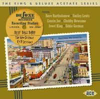 THE KING & DELUXE ACETATE SERIES: BEEF BALL BABY! THE NEW ORLEANS R&B SESSIONS
