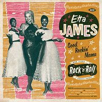 good rockin' mama: her 1950s rock 'n' roll dance party