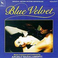 blue Velvet original soundtrack (2017 reissue)