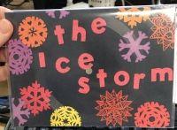 The Ice storm playable xmas postcards