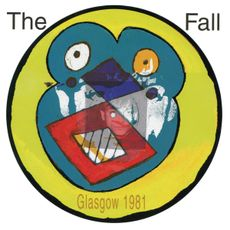 LIVE FROM THE VAULTS - GLASGOW 1981 (2021 reissue)