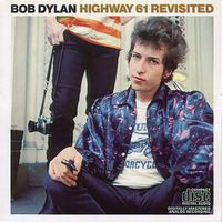 """HIGHWAY 61 REVISITED (2021 """"clear classic"""" reissue)"""