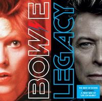 legacy - the very best of david bowie