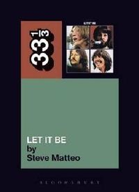 let it be (33 1/3 book)