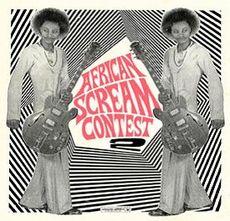 African Scream Contest 2