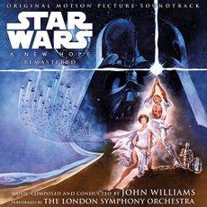 star wars 'a new hope' original soundtrack (2020 reissue)