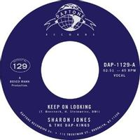 Keep On Looking/Natural Born Lover – Instrumental (With Strings)