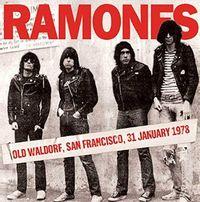 Old Waldorf, San Francisco 31st January 1978