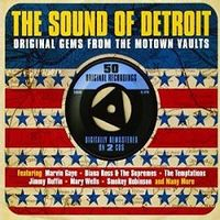 The Sound of Detroit - Gems from Motown Vaults