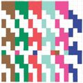 Wood / Metal / Plastic / Pattern / Rhythm / Rock (2017 issue)