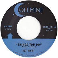 Things You Do / Things You Do (instrumental) (2021 repress)