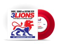 THREE LIONS 96/98 (25th anniversary reissue)