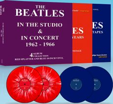 In The Studio And In Concert 1962-1966