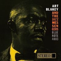 ART BLAKEY & THE JAZZ MESSENGERS (blue dol edition)