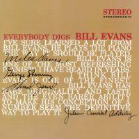 EVERYBODY DIGS BILL EVANS (vinylissimo editon)