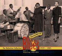 electric blues volume one (1939-54)