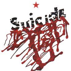 SUICIDE (2016 reissue)