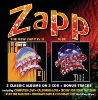 THE NEW ZAPP IV U / VIBE (2021 reissue)