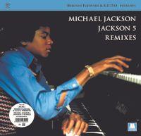 HIROSHI FUJIWARA & K.U.D.O. PRESENTS Michael Jackson / Jackson  5 Remixes (2021 reissue)