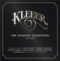 THE ATLANTIC COLLECTION 1979-1985: 8CD CLAMSHELL BOXSET