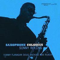 Saxophone Colossus (2021 reissue)