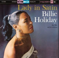 LADY IN SATIN (national album day 2021)