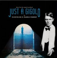JUST A GIGOLO = DAVID BOWIE & MARLENE DIETRICH (original soundtrack)