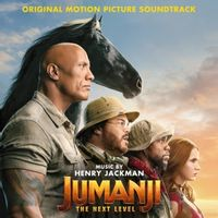 JUMANJI: THE NEXT LEVEL =HENRY JACKMAN