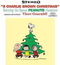 A Charlie Brown Christmas (70TH ANNIVERSARY LENTICULAR COVER edition)