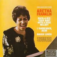 THE ELECTRIFYING ARETHA (reissue)