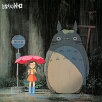 My Neighbor Totoro Image Album