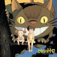 My Neighbor Totoro Sound Book