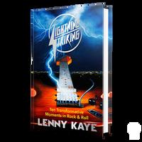 Lightning Striking