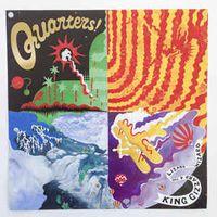quarters (super limited colour vinyl import version)
