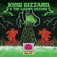 I'm In Your Mind Fuzz (super limited colour vinyl import version)